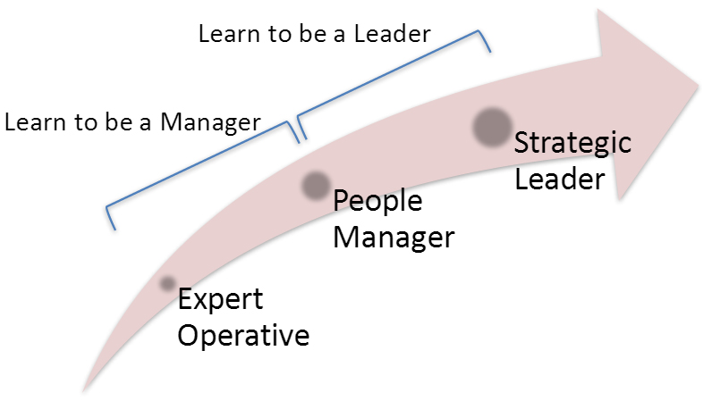 learn to be a leader